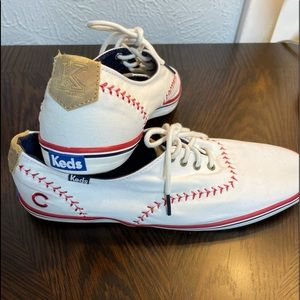 Keds Women's MLB Chicago Cubs shoes